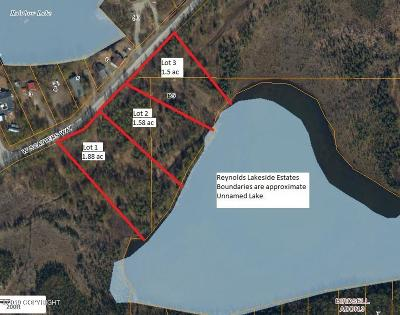 Wasilla Residential Lots & Land For Sale: L1 Scatters Way