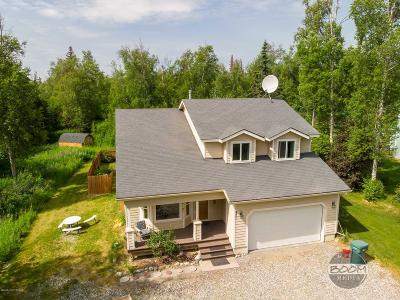 Wasilla AK Single Family Home For Sale: $305,000