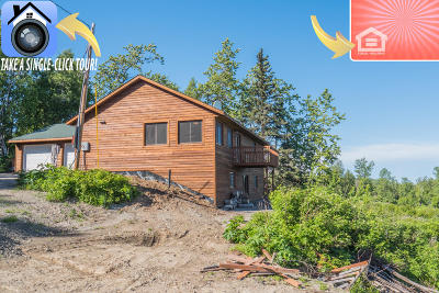Nikiski/North Kenai AK Single Family Home For Sale: $389,900