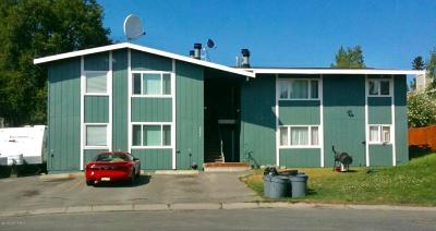 Anchorage Multi Family Home For Sale: 3731 Core Court