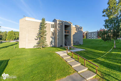 Anchorage Condo/Townhouse For Sale: 4620 Reka Drive #B17