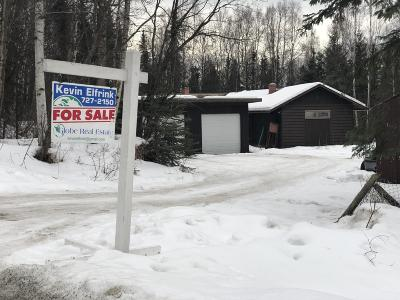 Anchorage Single Family Home For Sale: 3310 Campbell Airstrip Road
