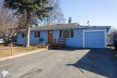 Anchorage Single Family Home For Sale: 1705 Tamarra Circle
