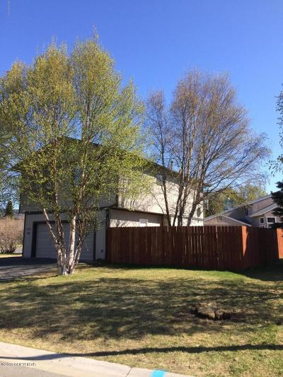 Anchorage Single Family Home For Sale: 3121 Marathon Circle