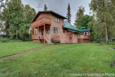 Wasilla Single Family Home For Sale: 3465 N Lenfield Drive