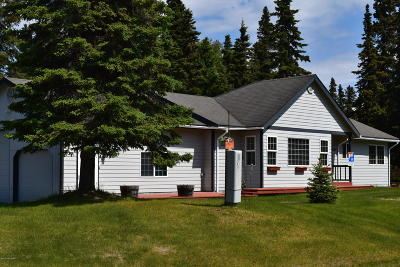 Kenai Single Family Home For Sale: 1602 Pine Avenue