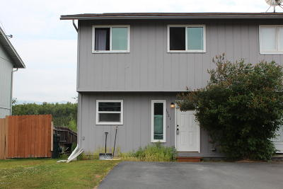 Anchorage Condo/Townhouse For Sale: 1521 Early View Drive #15