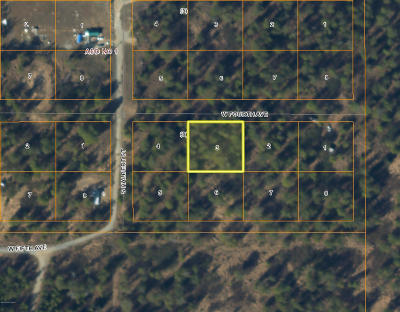 Wasilla Residential Lots & Land For Sale: 16894 Fourth Avenue