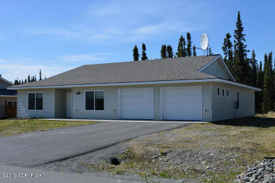 Soldotna Single Family Home For Sale: 167 Green Valley Street