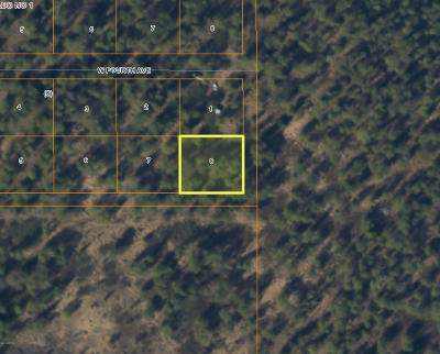 Wasilla Residential Lots & Land For Sale: NHN Fifth Avenue