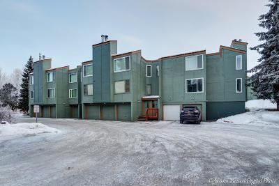 Anchorage Condo/Townhouse For Sale: 807 Wild Rose Court #807
