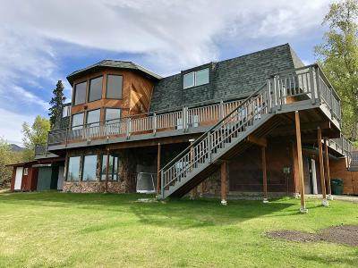 Anchorage Single Family Home For Sale: 9901 Prospect Drive