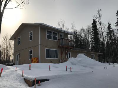 1D - Matanuska Susitna Borough Single Family Home For Sale: 960 E Seldon Road