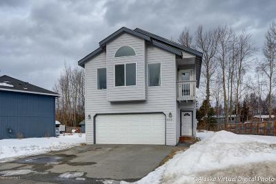 Anchorage Single Family Home For Sale: 4018 Scenic View Drive