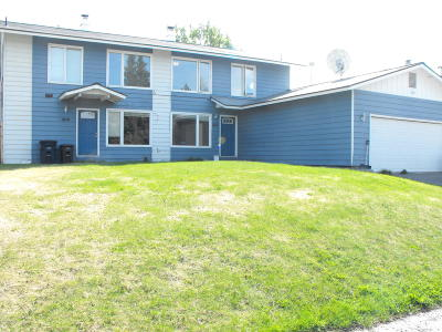 Anchorage Multi Family Home For Sale: 1019 Mila Street