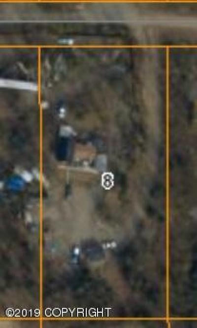 Wasilla Residential Lots & Land For Sale: 6200 Pike Avenue