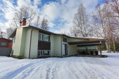 Anchorage Condo/Townhouse For Sale: 4009 Vance Drive