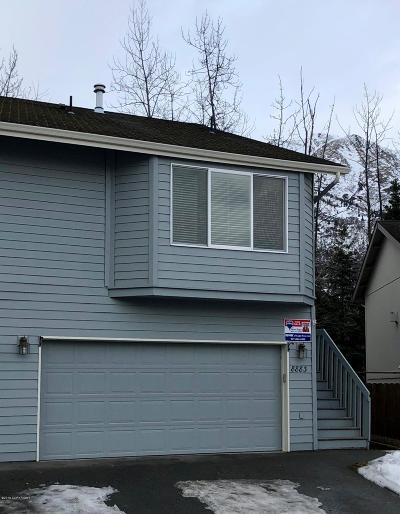 Eagle River Single Family Home For Sale: 8883 Eagle Place Loop