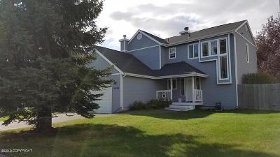 Anchorage Single Family Home For Sale: 10600 Constitution Street