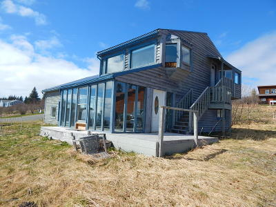 Homer, Anchor Point, Ninilchik, Seldovia, Halibut Cove Single Family Home For Sale: 815 Glacier View Court