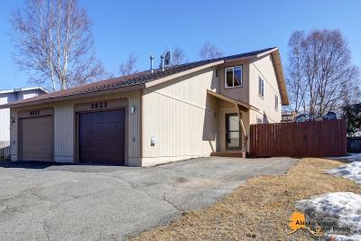Anchorage Single Family Home For Sale: 3823 Resurrection Drive