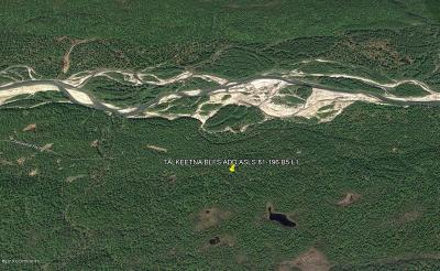 Talkeetna Residential Lots & Land For Sale: L1 B5 No Road