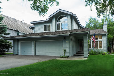 Anchorage Single Family Home For Sale: 4130 Endeavor Circle