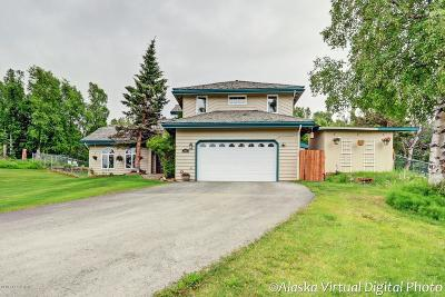 Anchorage Single Family Home For Sale: 11932 Regina Circle