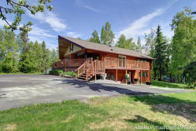 Chugiak Single Family Home For Sale: 15739 Chris Court