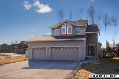 Eagle River Single Family Home For Sale: 16392 Stephan Valley Drive