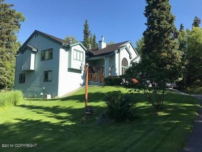 Anchorage Single Family Home For Sale: 5801 Alpine Woods Drive