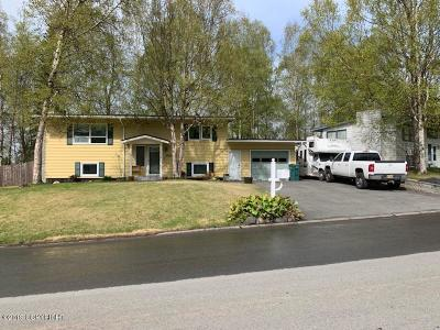 Anchorage Single Family Home For Sale: 4310 Dorothy Drive