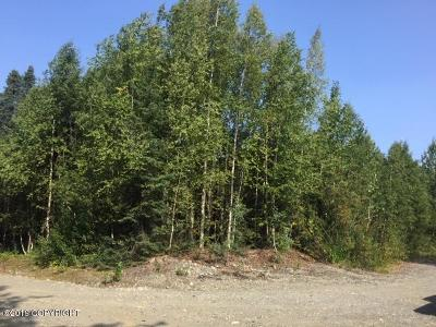 Talkeetna AK Residential Lots & Land For Sale: $25,900
