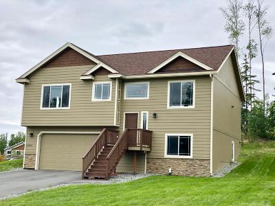 Anchorage Single Family Home For Sale: 10862 Splendor Loop