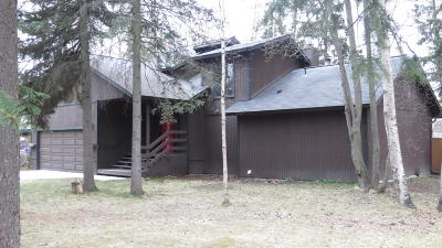 Single Family Home For Sale: 7840 Evander Drive