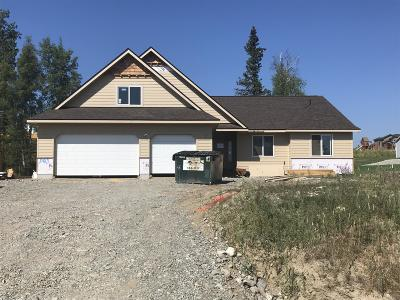 Wasilla Single Family Home For Sale: 5189 E Henhouse Loop