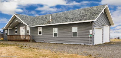 Ninilchik Single Family Home For Sale: 17275 Tidal Knoll Road