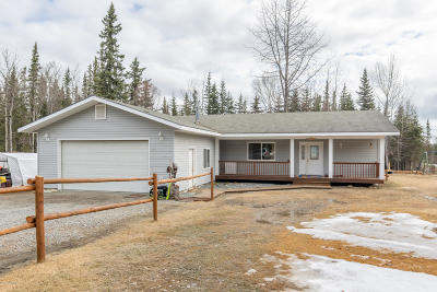 Kasilof Single Family Home For Sale: 24190 Griffing Court