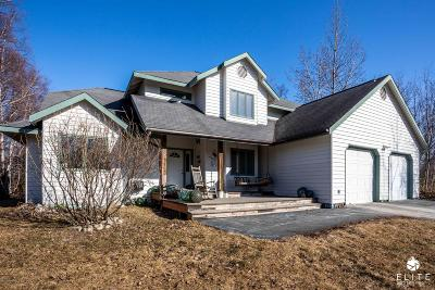 Wasilla Single Family Home For Sale: 1501 N Aspen Place
