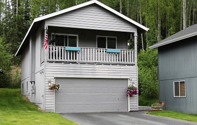 Chugiak, Eagle River Single Family Home For Sale: 20223 Glacier Park Circle