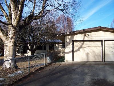 Anchorage Single Family Home For Sale