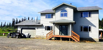 Willow AK Single Family Home Pending: $396,700