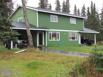 Kenai Multi Family Home For Sale: 408 Haller Street