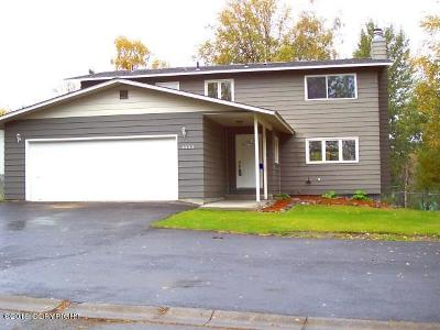 Anchorage Single Family Home For Sale: 2222 Fairbanks Street