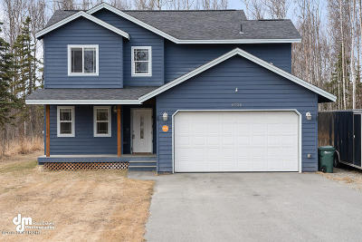 Wasilla AK Single Family Home For Sale: $255,000