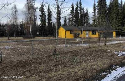 North Pole Single Family Home For Sale: 3624 Frosty Avenue