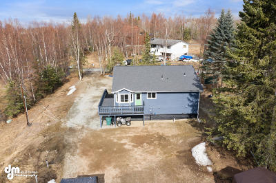 Anchorage Single Family Home For Sale: 11000 Polar Drive Drive