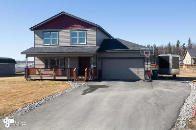 Palmer AK Single Family Home For Sale: $315,000