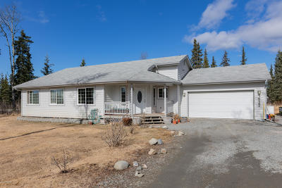 Soldotna Single Family Home For Sale: 34147 Poppy Wood Street