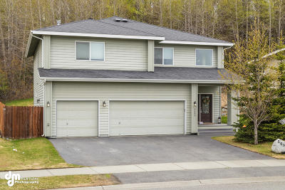 Anchorage Single Family Home For Sale: 5693 Kenai Fjords Loop